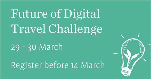Future of Digital Travel Challenge