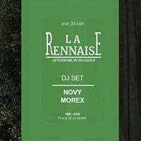 La Rennaise Afterwork Opening by Piccadilly w NOVY  MOREX