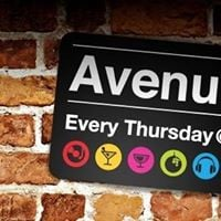 Avenue Thursday at Dtwo - 3 Drinks - Use The APP For Guestlist