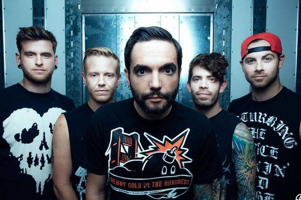 A Day to Remember & Papa Roach At Hammerstein Ballroom