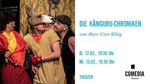 Die Knguru-Chroniken das Theaterstck