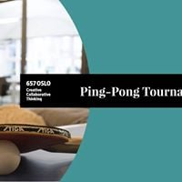 657 Ping-Pong Tournament
