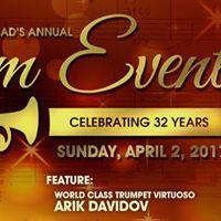 Chabads Annual LChaim Event