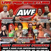 AWF Hot August Fights