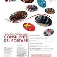 Formazione per Consulente del Portare ROMA primo moduloCOMPLETO
