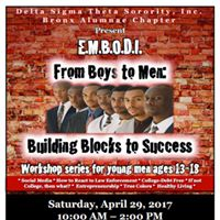 From Boys to Men Building Blocks to Success