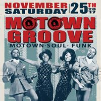 Motown Groove at Goosetown Tavern Special guest Sweet T (TX)