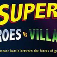 Wasabasscos Super Hereos vs Villains at City Winery Nashville