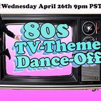 80s TV-Theme Dance-Off