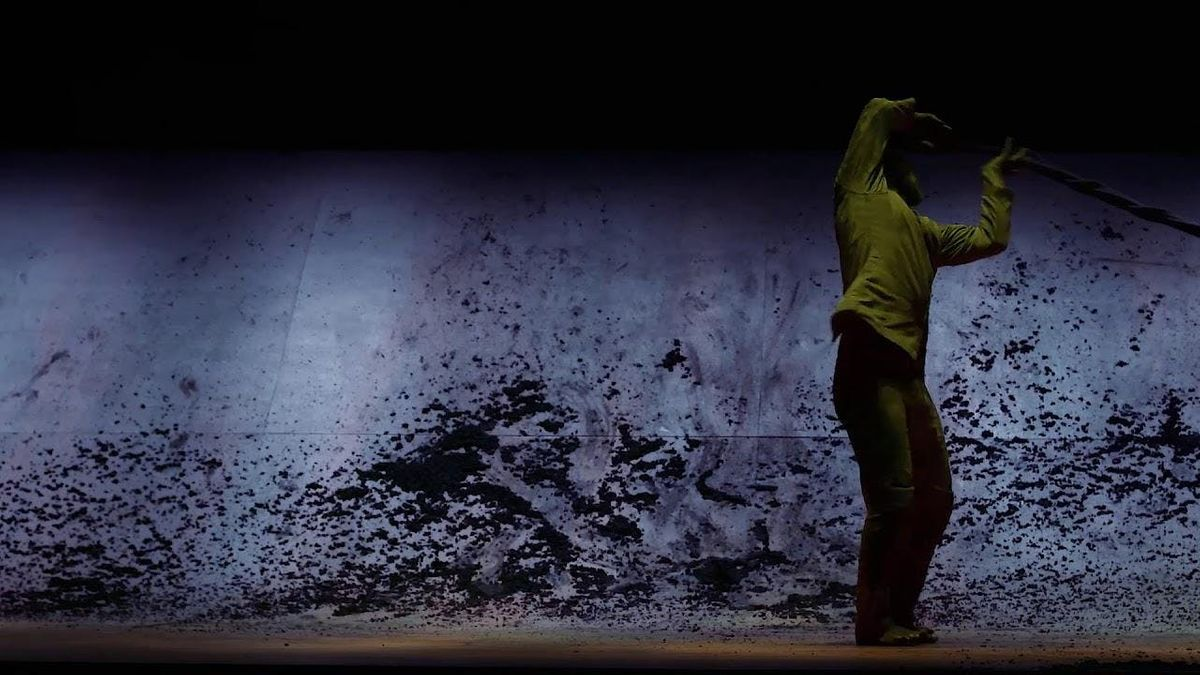 Exploration of Spirituality and Storytelling in Dance