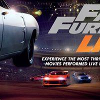 Fast &amp Furious Live