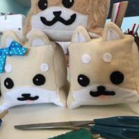 Make This Shiba Inu Puppy Plushie Doll