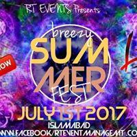 Summer Fest (PARTY)