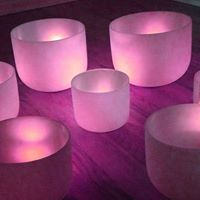 Sound Therapy- Singing Bowls