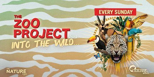 The Zoo Project Ibiza - Sunday 1st September