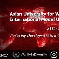 Asian University for Women International Model United Nations
