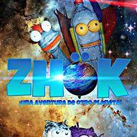 Zhk Una aventura de otro planeta