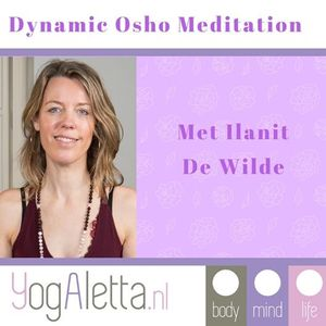 2 Workshops Yoga en Klank en Dynamic Meditation