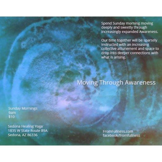 Moving Through Awareness