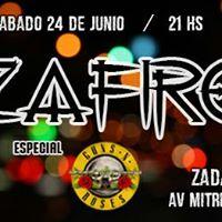 Zafiro especial Guns N Roses 246 en Zadar