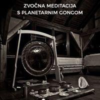 Gong kopel - Zvona meditacija s planetarnim Gongom