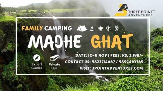 Madhe Ghat - Be One With The Outdoors