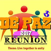 De PAZ 2017 Manila Reunion