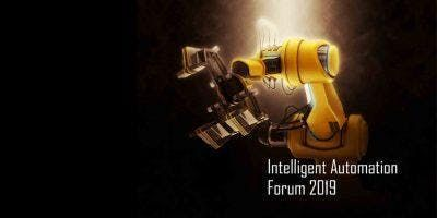 Automation Forum Bangalore  Next Gen Automation Technology 2019