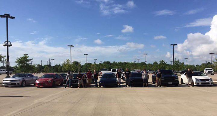 Setx Meetup For Galveston Car Cruise 1000 Cars At Pappadeaux Seafood Kitchen Beaumont
