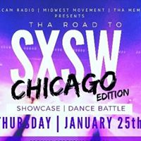 The Road to SXSW Artist Showcase &amp Dance Battle