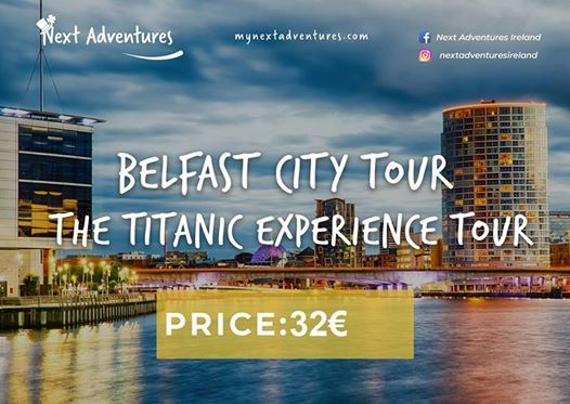 Belfast & The Titanic Experience Tour  16.02.2019