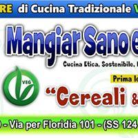 Corso Modulare di Cucina Tradizionale VEGetale Siciliana