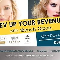 Rev up your Revenue with 4B - One Day Masterclass - Dublin