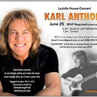 Karl Anthony La Jolla House Concert