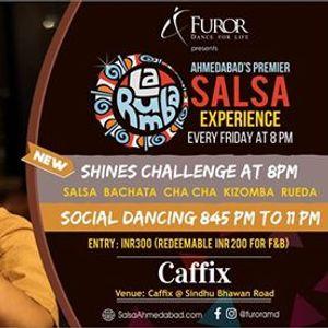 La Rumba - Furors Friday Salsa Social