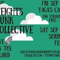 HFC Funks Up Galveston Shrimp Fest