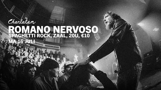 Romano Nervoso - GF18 dag 4