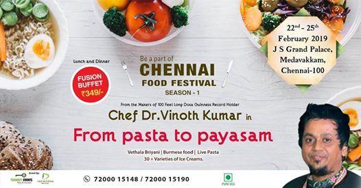 Chennai Food Festival