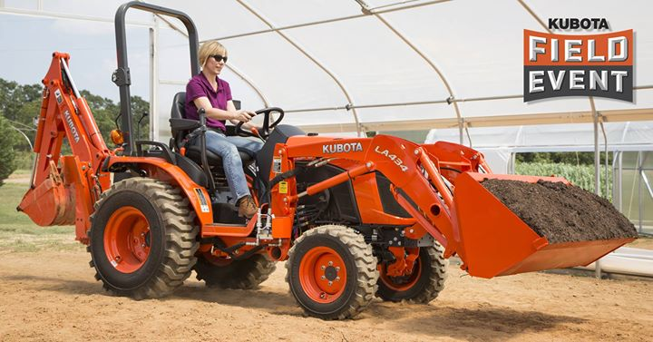 Kubota Field Event At Sharon Springs Garage, Inc
