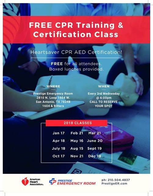 Heartsaver Cpr Aed Certification At Health Markets Insurance San