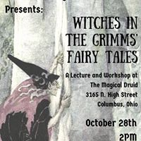Witches in the Grimms Fairy Tales