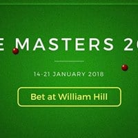 Snooker The Masters