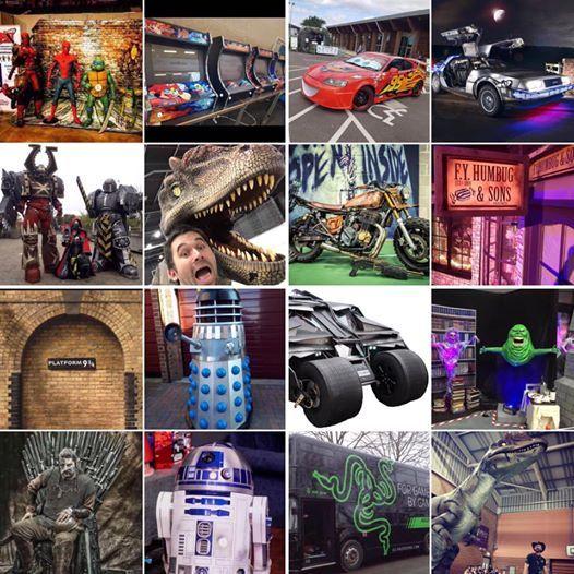Bristol Comic Con and Gaming Festival 30th March 2019