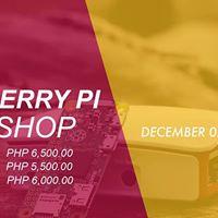 Raspberry Pi Workshop - December 2017