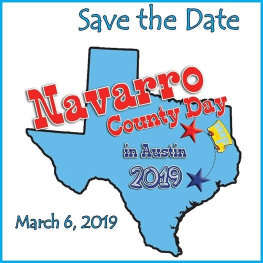 Navarro County Day In Austin Presented By Collin Street Bakery