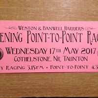 Weston and Banwell Harriers Point to Point Evening Racing