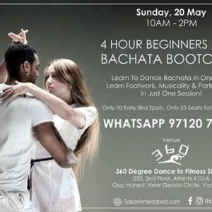 Bachata Beginner Bootcamp (Vadodara)