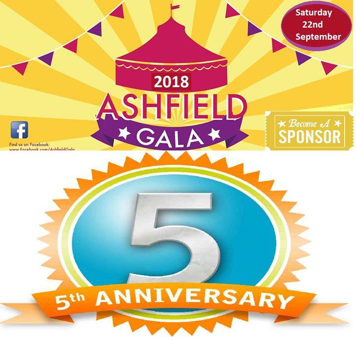 Ashfield Gala - Ashfield Music 2018