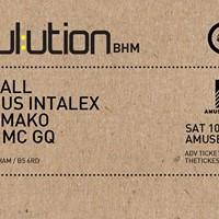 Soulution Randall LSB Marcus Intalex Mako DRS MC GQ