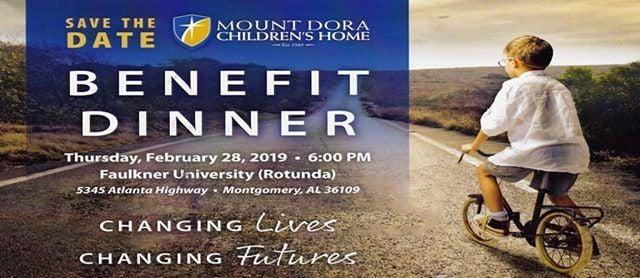 Mt Dora Childrens Home Benefit Dinner